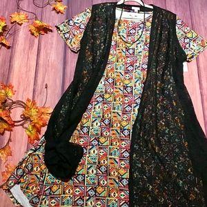 Joy Vest Carly Dress